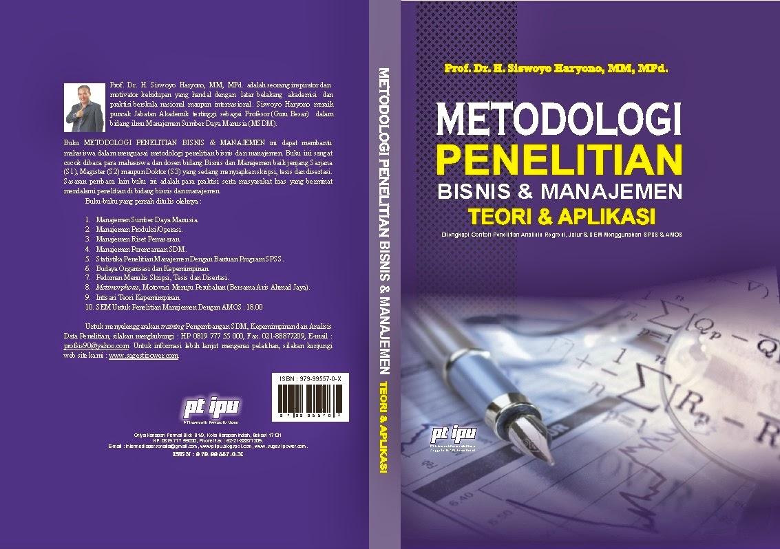 Buku Statistika Untuk Penelitian Sugiyono Pdf Cover+Metodologi+Penelitian