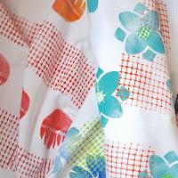 http://vickismithartwithkids.blogspot.com/2016/01/stamping-on-tea-towels.html