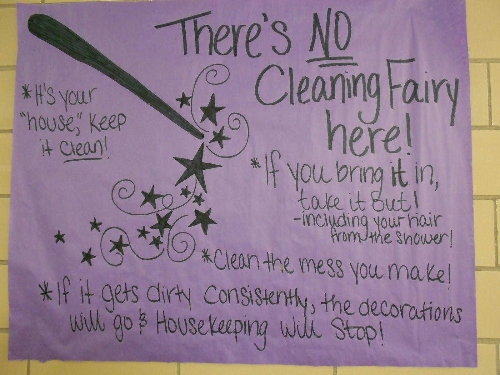 Cleaning Fairy Quotes Quotesgram