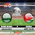 مشاهدة مباراة السعودية والأردن الودية بث مباشر Saudi Arabia vs Jordan