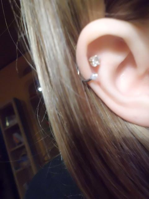 aaastys Blog ♥ : Helix-Piercing