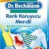 Mucizenin Adı Dr. Beckmann Renk Koruyucu Mendiller