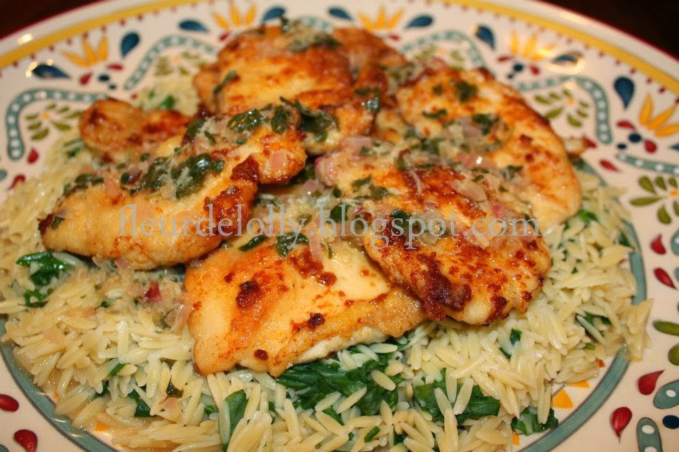 chicken marsala recipe quick pan sauce adds a spicy chicken cutlets ...
