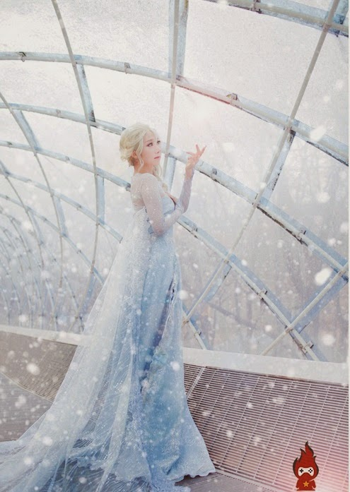 cosplay-Frozen2