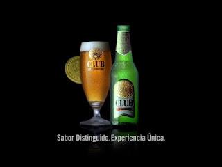 una cerveza club