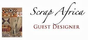 Scrap Africa Guest Designer