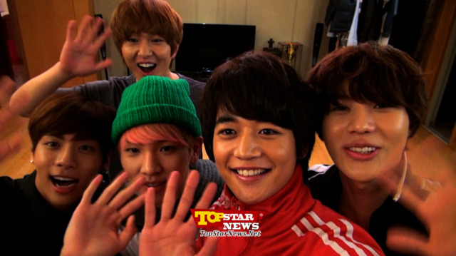 Watch Shinee's Wonderful Day Lunar New Years special.