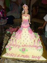 :: Princess Cake ::