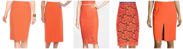 Alfani Classic Pencil Skirt $29.98  Preston & York Taylor Pencil Skirt $35.40 (regular $59.00)   Missguided Floral Lace Skirt $40.00  Nicole Miller Artelier Floral Lace Pencil Skirt $76.00 (regular $255.00)  Versace Mid Rise Pencil Skirt $227.00 (regular $650.00)