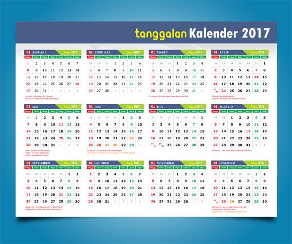 Preview Kalender 2017