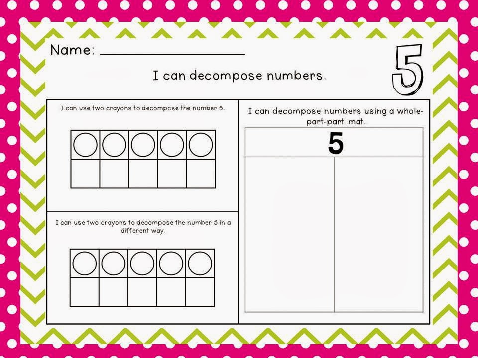 Lovin\' Kindergarten With Mrs. Lindsey: Bright Math Ideas Blog Hop ...