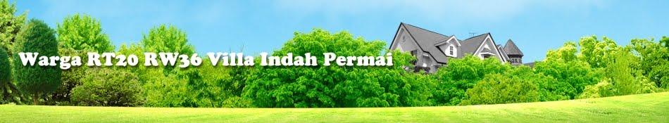 Warga RT20-RW36 Vila Indah Permai