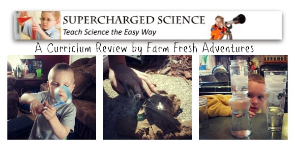 supercharged science curriculum review