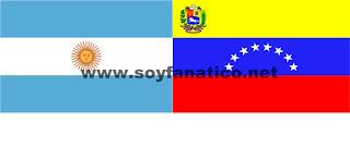 Seleccion Argentina vs Seleccion Venezuela 2013