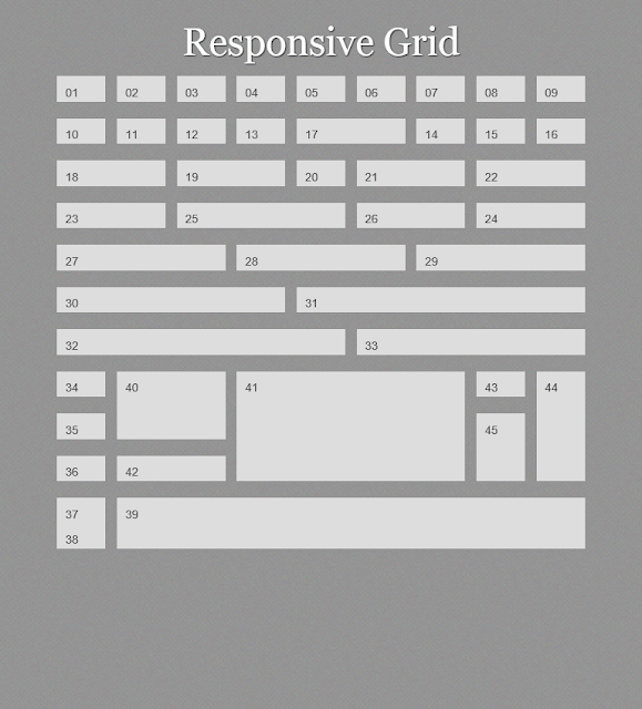 Giving content priority with CSS3 grid layout
