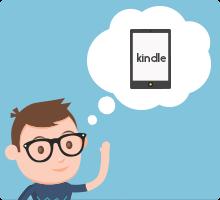 """Concurso Cultural """"Quem tem Kindle é Rei"""""""