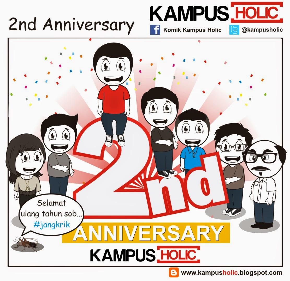 #755 2nd Anniversary