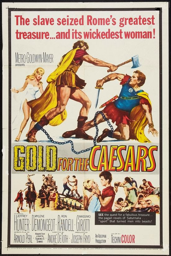 Gold for the Caesars 1963 Oro per i Cesari