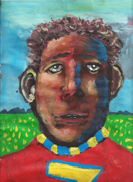 Retrato de autor desconocido