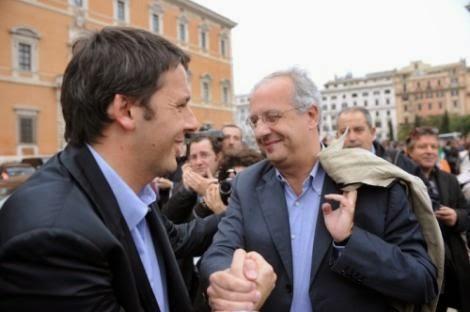 Renzi Veltroni