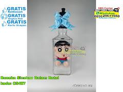 Boneka Sinchan Dalam Botol