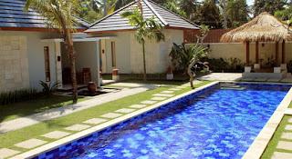 Hotel dekat Bandara Lombok - Villa Bau Nyale