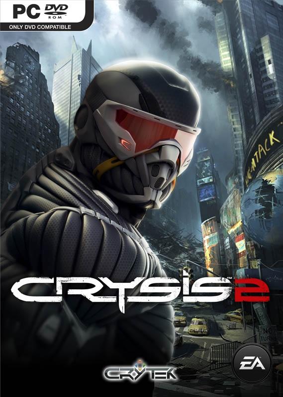 Crysis 2 - 2DVD