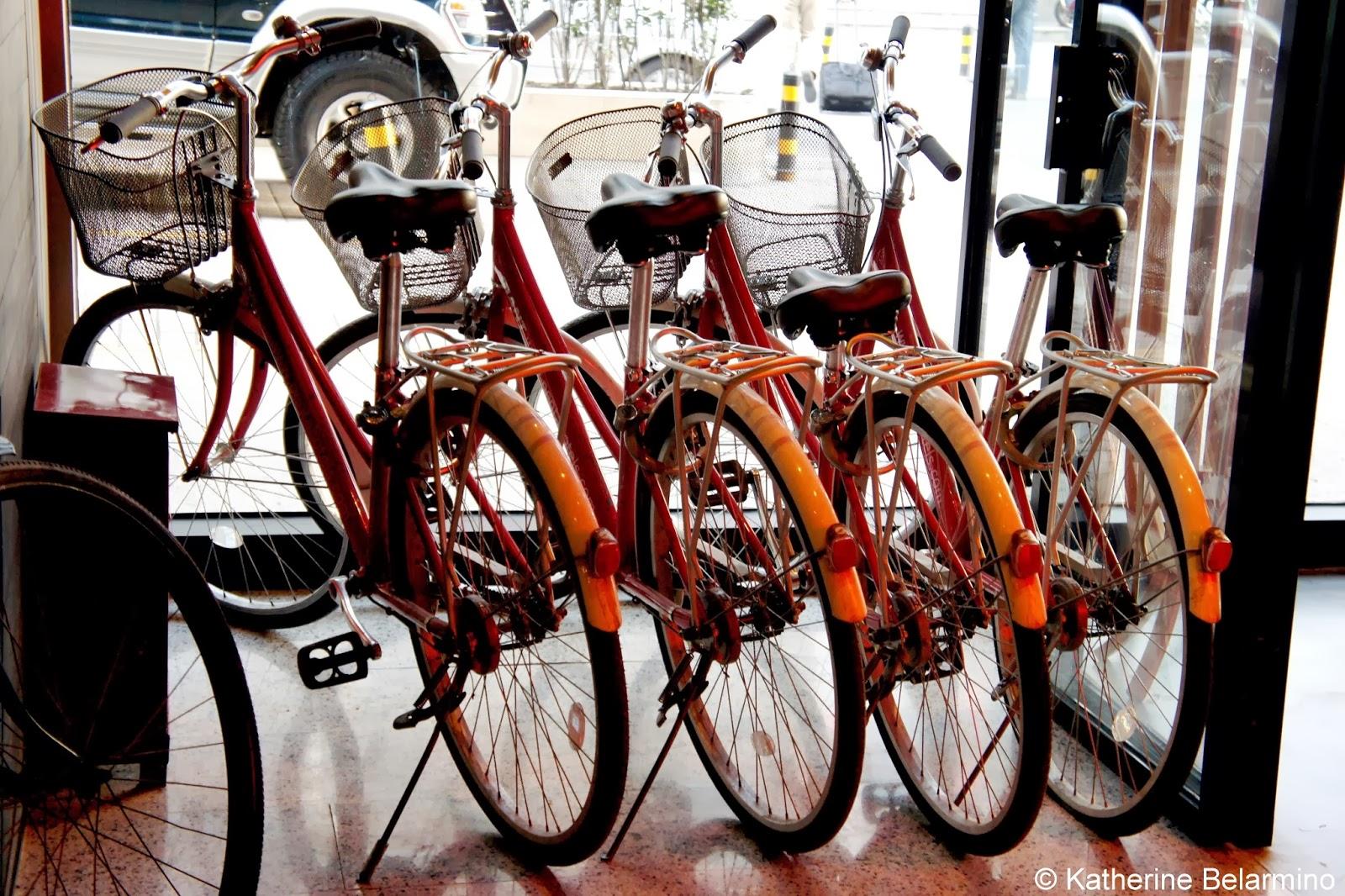 pentafun bikes pentahotel Beijing China