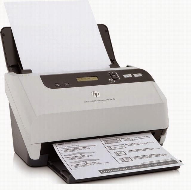 máy scan a3