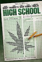 Cartel de la película 'High School', de John Stalberg, con Adrien Brody y Sean Marquette. Making Of. Cine