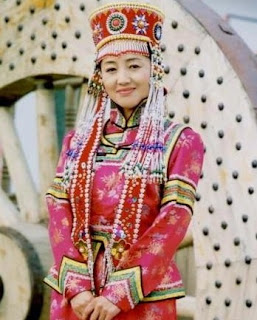 mongolian female