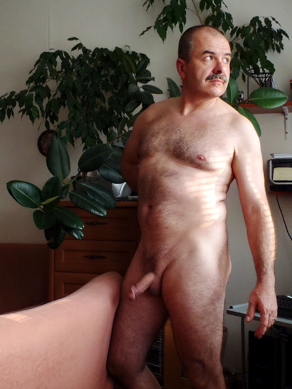 Seems Hairy mature men naked daddy God! Well