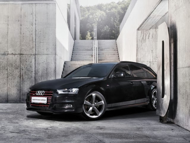 Audi a4 s line station wagon 2015 black edition 18