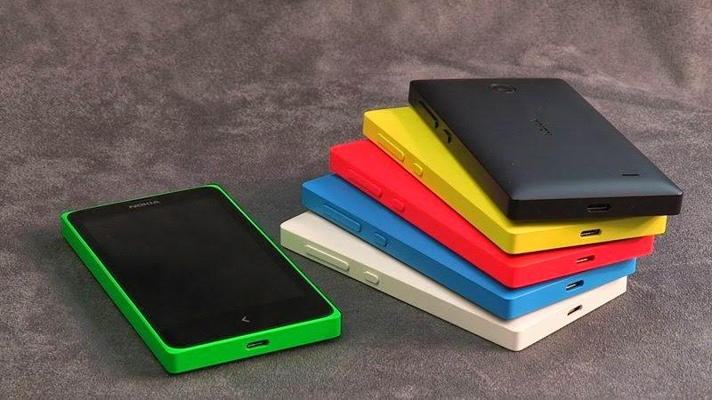 Les Nokia X et Nokia XL en Tunisie : prix et date de sortie !