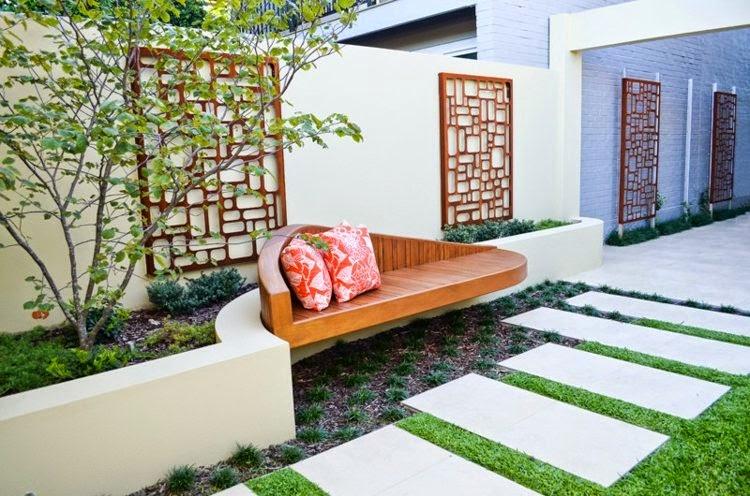 Garden Bench wood
