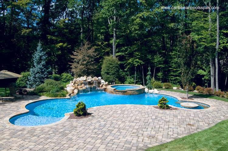 Arquitectura de casas distintos tipos de piscinas for Formas para piscinas