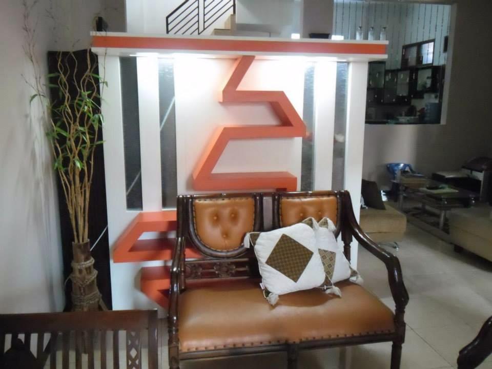 Rak Tv & Sekat Minimalis - Furniture Semarang 03