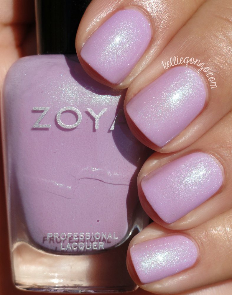 Zoya Leslie Delight collection