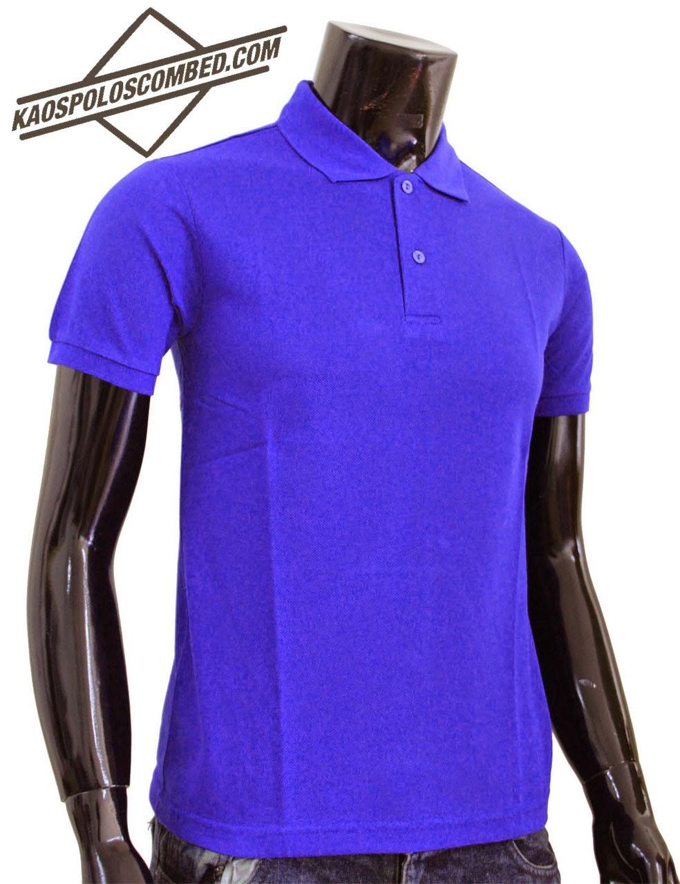 Polo Shirt Polos Biru Benhur