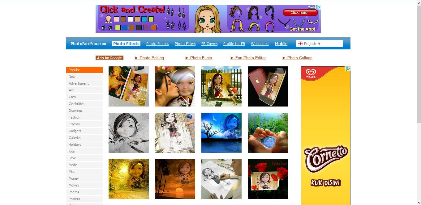 Cara Mempercantik Foto Dengan Bingkai Online
