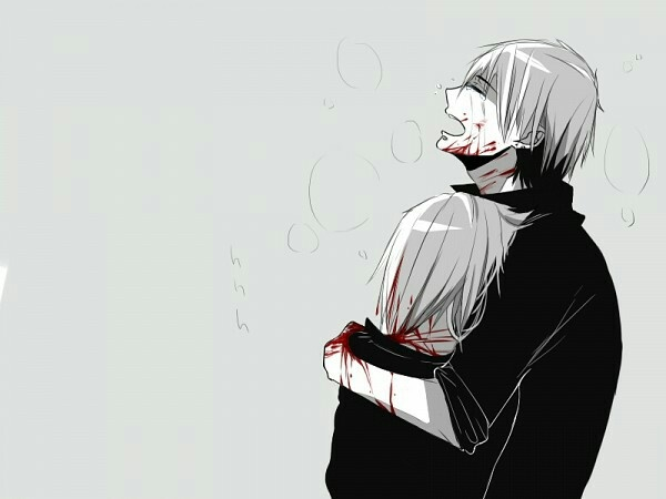Hình ảnh anime girl đen trắng lạnh lùng dễ thương