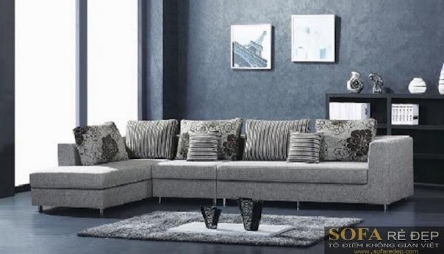 Sofa vải G117