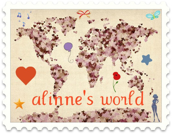 alinne's world