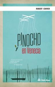 Pinocho en Venecia - Portada