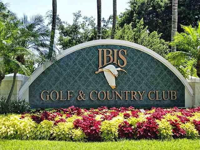 Ibis Country Club Homes For Sale