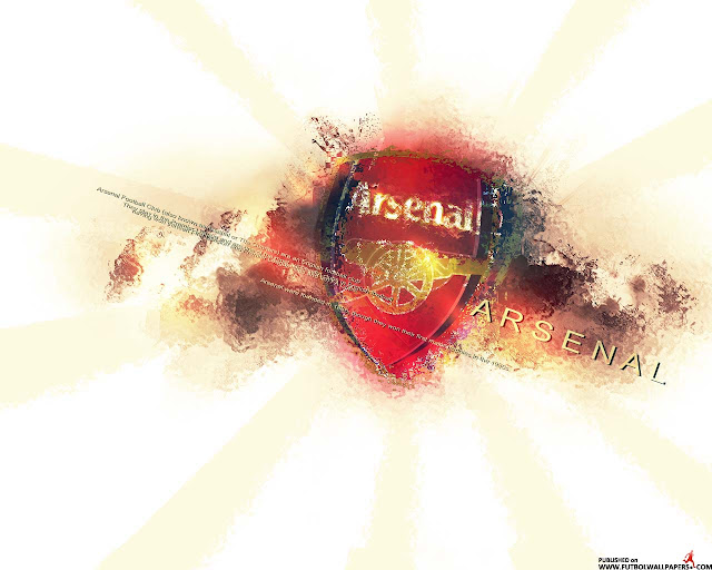 Wallpaper Logo Arsenal F.C.
