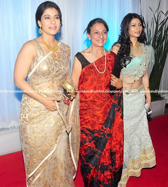kajol - Esha's wedding