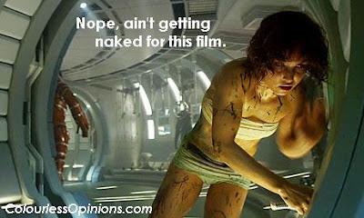 Noomi Rapace Prometheus film