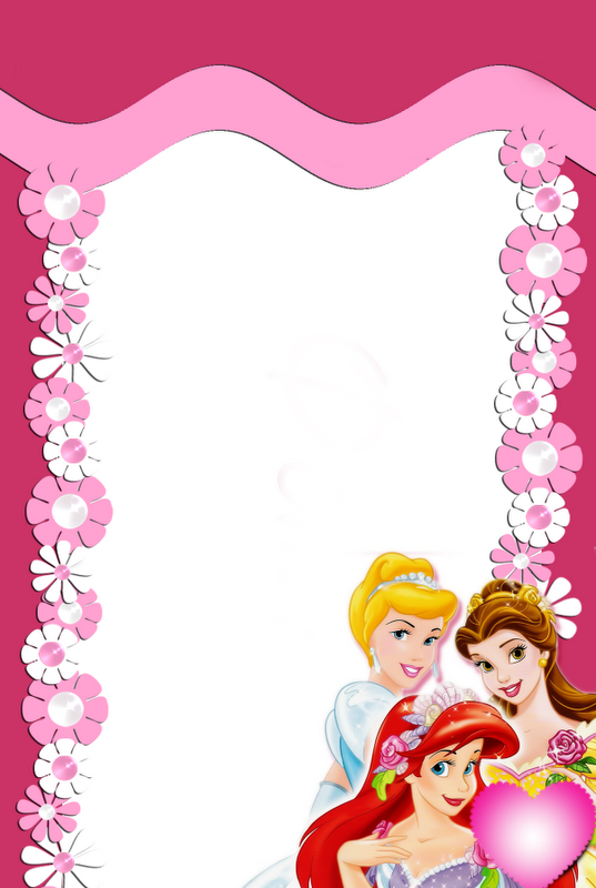 Princess Birthday Invitation Templates was awesome invitation template