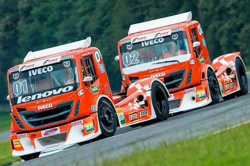 Etapa de Curitiba marca grandes desafios para a Scuderia Iveco
